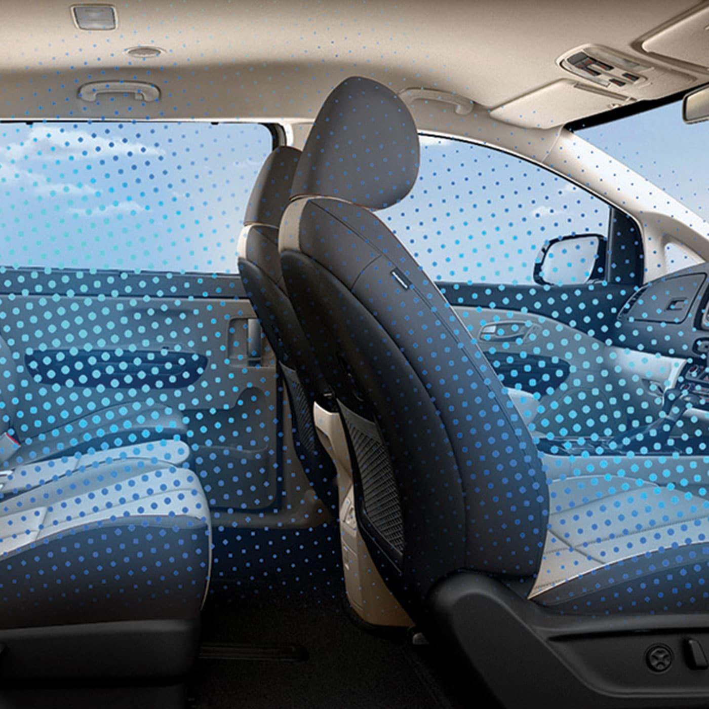 Trizone Auto Climate Control
